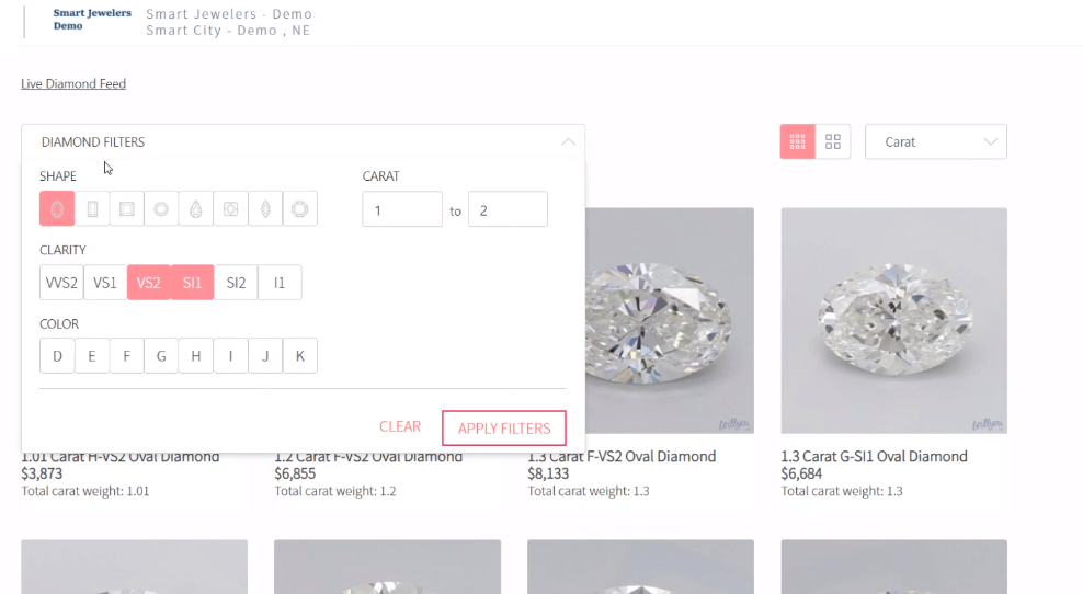 Overview of the Fancy Color Diamond Market